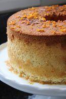 Receita de Bolo Chiffon de Laranja Other Recipes, My Recipes, Sweet Recipes, Cake Recipes, Cooking Recipes, Favorite Recipes, Sweet Desserts, Just Desserts, Cookie Cake Pie