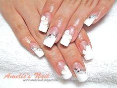 amelie nail journey october wedding bells ringing - 11