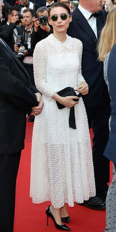 All the Celebrity Looks from the 2017 Cannes Film Festival Red Carpet - Rooney Mara from InStyle.com