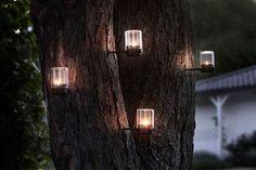 Świecznik tealight Pipe poziomy