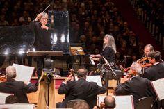Martha Argerich, Antonio Pappano - Carnegie Hall (20-10-2017)