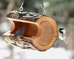 Birdhouses like this garden art project are intended as decorations and are not built to house actual birds.
