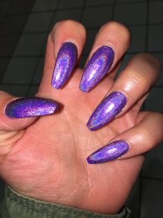 Holographic Polish