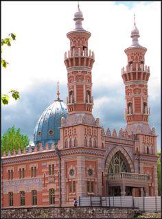 Sunni Mosque - Vladikavkaz, Russia