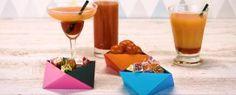 Tuto : fabriquer un ramequin en origami