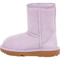 Ugg Style Boots, Casual Boots, Winter Shoes, Winter Clothes, Kid Shoes, Girls Shoes, Cute Uggs, Purple Uggs, Blush Nails