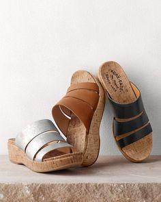 Kork-Ease® Menzie Cork Sandals