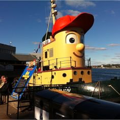 Theodore in Halifax (...built at Snyder's Shipyard in Day Spring, NS...just outside of Bridgewater, NS)