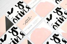 New Business Cards — Pen & Peplum