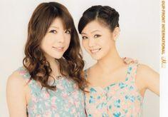Ogawa Makoto and Niigaki Risa