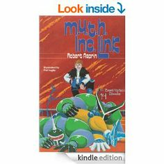 M.Y.T.H. Inc. Link: Robert Asprin, Phil Foglio: (Myth Adventures)  Book 7