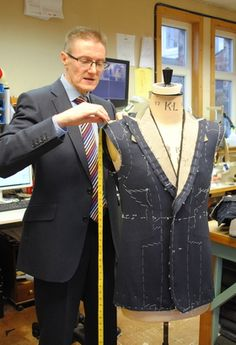 George Brummell Bespoke Tailors in London | Savile Row Bespoke Tailoring | Custom Tailored Suits