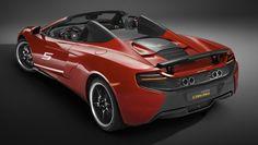 McLaren650SSpiderCan Am  #autos #wallpapers #mclaren