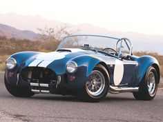 Carroll Shelby AC-Cobra-427