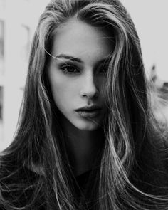 1000+ images about hair on Pinterest | Long hair, Messy hair and Portrait photography