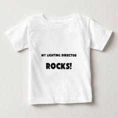 MY Lighting Director ROCKS Tee T Shirt, Hoodie Sweatshirt