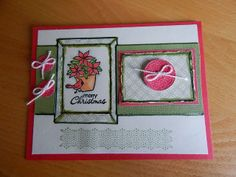 Dianne's cards--SU Flower for all seasons--Fresh Vintage