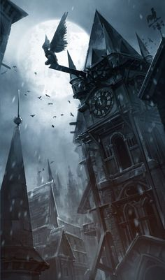 ideas for dark art drawings fantasy writing inspiration Dark Fantasy, Fantasy Places, Fantasy World, Fantasy Inspiration, Writing Inspiration, Dungeons And Dragons, Art Noir, Monster Concept Art, The Beast