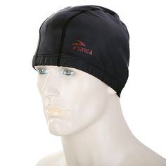 Let's look at this breathable  #swimmingcap! Made of good high quality material which makes it very comfortable to wear.You may become the most cool guys among the people.