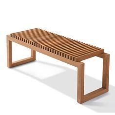 HAUS - Cutter Bench by Niels Hvass
