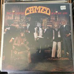 Vinyl Wednesday: CAMEO- WE ALL KNOW WHO WE ARE #vinyl #vinylwednesday #funk