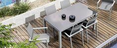 Zumm hliníková stolička Alicante
