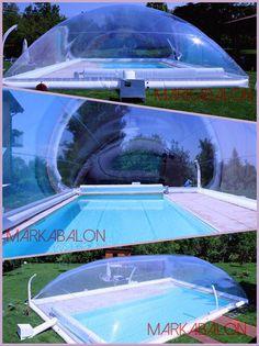Genial Şişme Havuz Kapatma Sistemleri Www.markabalon.com