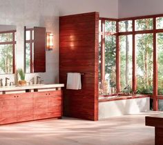 asian theme bathroom | Recently I received a consultation from a customer who wants to build ...