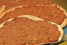 Get Armenian Pizza (aka Lahmajoon) Recipe from Food Network