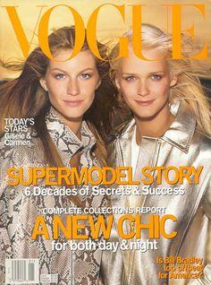 Vogue US - Janeiro 2000