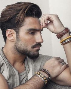 This Will Be The Biggest Men's Hairstyle Trend of 2019 - Hairstyles & Haircuts for Men & Women Mens Hairstyles 2018, Great Hairstyles, Hairstyles Haircuts, Haircuts For Men, Medium Haircuts, Hairstyle Ideas, Latest Hairstyles, Male Short Hairstyles, Classic Mens Hairstyles