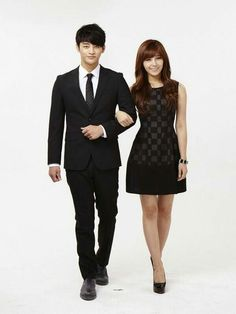 So In Guk & Jung Eun Ji