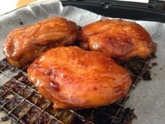 My Mind Patch: Happycall Pan Grilled Chicken Thighs