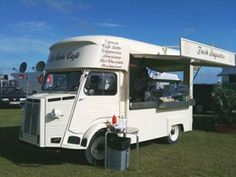 1973 Citroen H Van coffee unit