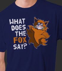What Does the Fox Say? *CLEARANCE* | Shark Robot