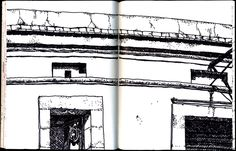 twingley / Travels With Sharpie Urban Sketching, Sharpie, Painting & Drawing, Black And White, Drawings, Artist, Travel, Viajes, Black N White