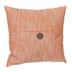 Coral Destiny Pillow | Kirklands