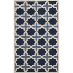 @Overstock.com - Safavieh Handmade Moroccan Cambridge Light Blue Wool Rug - Hand-tufted of a 100-percent wool pile, this handmade wool rug features a special high-low construction to add depth and unusual detailing inspired by Moroccan design updated with today's freshest colors.  http://www.overstock.com/Home-Garden/Safavieh-Handmade-Moroccan-Cambridge-Light-Blue-Wool-Rug/7530653/product.html?CID=214117 $87.71