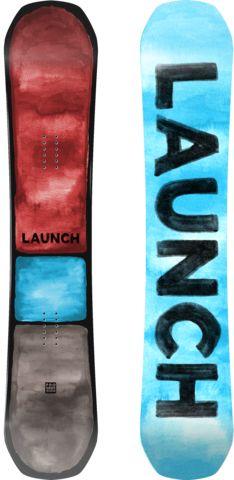 8b1714724ee 2019 Launch Men s Progression Snowboard