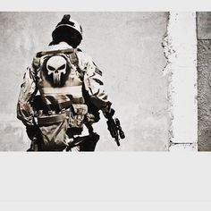 #The_Punisher #Chris_kyle #The_real_man #Airsoft #Stay_Tactical