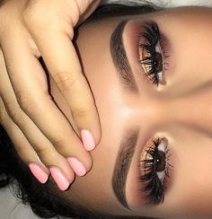 Makeup On Fleek, Flawless Makeup, Cute Makeup, Glam Makeup, Insta Baddie Makeup, Gorgeous Makeup, Makeup Inspo, Beauty Makeup, Skin Makeup