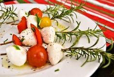 【ちょっとオシャレな スティック カプレーゼ】パーティーの前菜に|レシピブログ