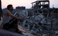 "After Israel's war on Gaza ended, another war began between the Israeli military intelligence and the Shin Bet regarding the warnings before the war, which was considered a ""military campaign"" named ""Operation Protective Edge"".A report written by Yossi Y"
