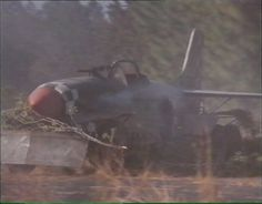 The Road Raiders (1989) P-51 Mustang PlaneTruck