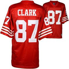 Dwight Clark San Francisco 49ers Authentic Jerseys