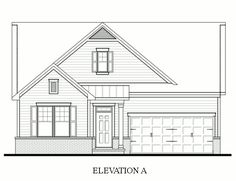 Cypress 3 bedroom 3 bath new home - Union Grove | NC  in Indian Trail, North Carolina by Bonterra Builders