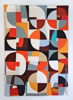 Gallery - Elizabeth Brandt • Textiles + Art: