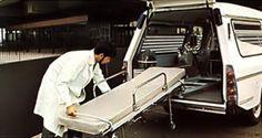 Citroën Usine D series Ambulance