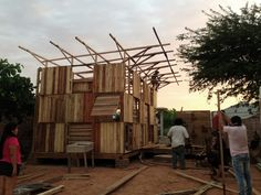 Proyecto Chacras; Pop up Productive housing