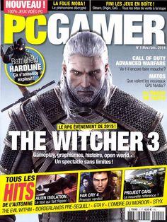 PC GAMER Bimestriel Prix n° : 4.90€ Prix Abo : 19.90€ Editeur : Nickel Media
